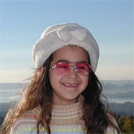 Young girl with smile - Brentwood Dental